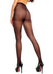 Glamory Amore 20 Denier Seamed Tights Zoom 2