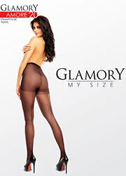 Glamory Amore 20 Denier Seamed Tights Zoom 3