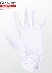 Glamory Cotton Hosiery Gloves Zoom 1