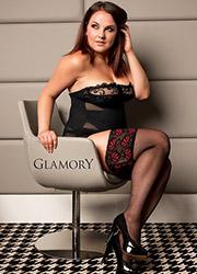 Glamory Deluxe 20 Denier Hold Ups Zoom 1