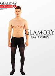Glamory Mens Microman 100 Tights Zoom 3