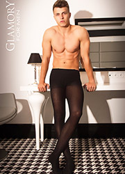 Glamory Mens Microman 100 Tights Zoom 1