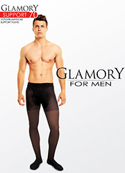 Glamory Mens Support 70 Tights Zoom 3