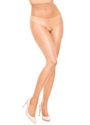 Glamory Ouvert 40 Crotchless Tights
