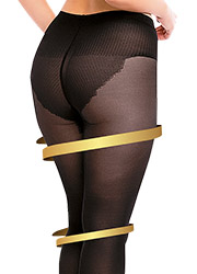 Glamory Silk Skin 50 Denier Anti-Cellulite Tights Zoom 3