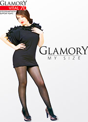 Glamory Vital 70 Support Tights Zoom 1