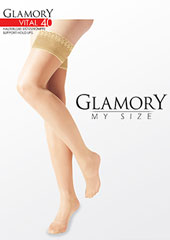 Glamory Vital 40 Support Hold Ups