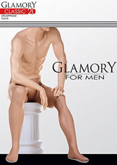 Glamory Mens Classic 20 Tights