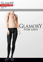 Glamory Mens Microman 100 Tights