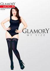 Glamory Micro 60 Denier Hold Ups Zoom 1
