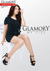 Glamory Satin Matt 20 Tights
