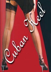 Gio Classic Fully Fashioned Cuban Heel Stockings