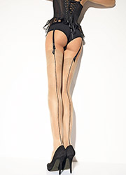 Girardi Chantal Rigo Signature Vintage Stockings Zoom 1