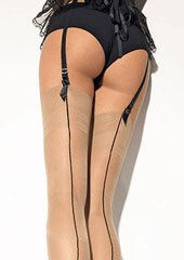 Girardi Chantal Rigo Signature Stockings Zoom 1