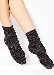 Girardi Emily Sparkle Wool Socks