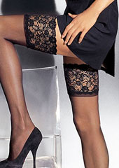 Girardi Marlene Lace Top Hold Ups Zoom 2