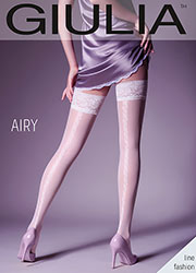 Giulia Airy 20 Hold Ups N.3