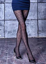 Giulia Ajour 60 Fashion Tights N.3