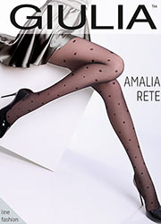 Giulia Amalia Rete 40 Fashion Tights N.2