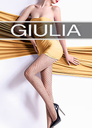 Giulia Arianna Mock Large Net Tights N.1