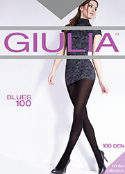 Giulia Blues 100 Tights