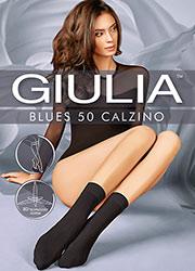 Giulia Blues 50 Ankle Socks Zoom 2