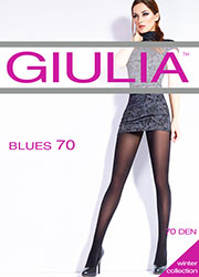 Giulia Blues 70 Tights