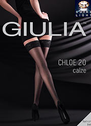 Giulia Chloe 20 Fashion Hold Ups N.1
