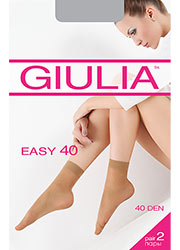 Giulia Easy 40 Ankle Highs 2PP Zoom 1