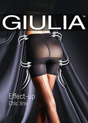 Giulia Effect Up Chic Line Tights Zoom 1
