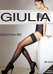 Giulia Emotion 40 Hold Ups