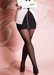 Giulia Extra 40 XXL Tights
