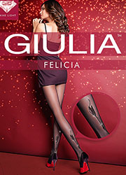 Giulia Felicia Fashion Tights N.9 Zoom 1
