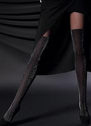 Giulia Gloss Up 60 Fashion Tights Zoom 2
