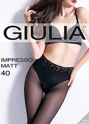 Giulia Impresso Matt 40 Tights