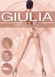 Giulia Intimo Crotchless 20 Tights Zoom 2