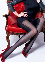Giulia Ivonna 60 Fashion Tights N.1