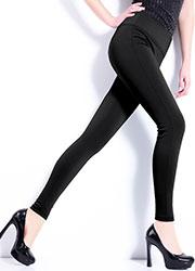 Giulia Leggy Tone Opaque Leggings Zoom 2