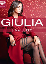 Giulia Lima Lurex Fashion Tights N.2 Zoom 1