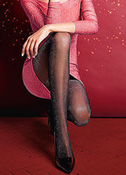 Giulia Lurex Fashion Tights N.1 Zoom 2