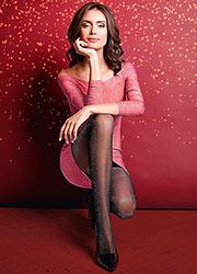 Giulia Lurex Fashion Tights N.1 Zoom 3