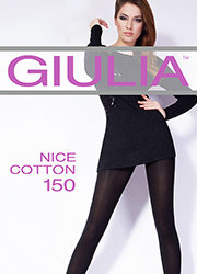 Giulia Nice Cotton 150 Tights