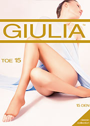 Giulia Open Toe 15 Tights