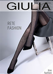 Giulia Rete 80 Fashion Tights N.2 Zoom 1