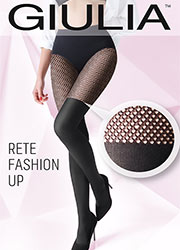 Giulia Rete Fashion Up 100 Tights N.1