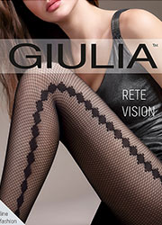Giulia Rete Vision Fashion Net Tights