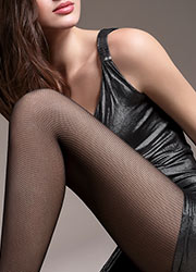 Giulia Rete Vision Mock Fishnet Tights  Zoom 2