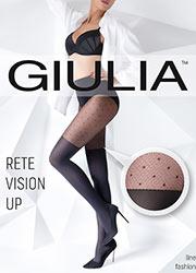 Giulia Rete Vision Up 60 Fashion Tights N.2
