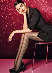 Giulia Santina 20 Lurex Fashion Tights N.11