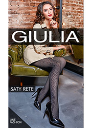 Giulia Saty Rete 100 Fashion Tights N.7 Zoom 2